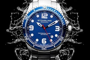 "Stuhrling Original ""Specialty Grand Regatta"" Swiss Quartz Dive Watch Review"